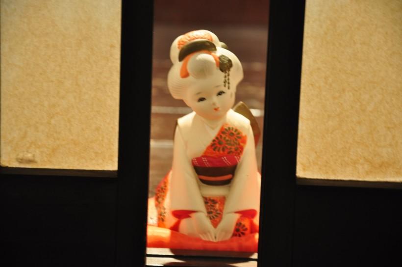 Dans l'intimité d'une maison Geisha