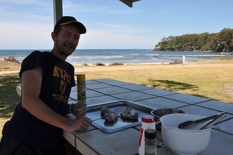 barbecue australien, mode d'emploi
