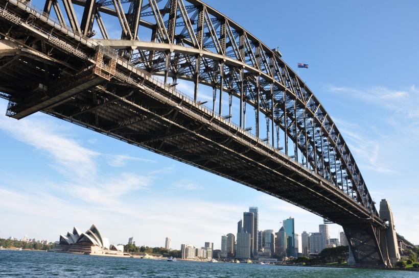 Sydney, Harbour Bridge et l′Opéra