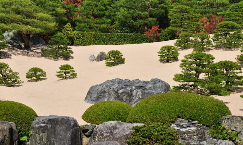 musée-jardin Adachi : beauté absolue
