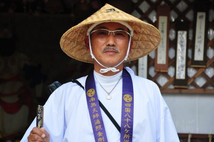 Shikoku et le chemin des bouddhistes