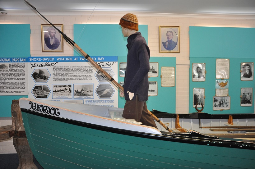 Les chasseurs de baleines de Twofold Bay