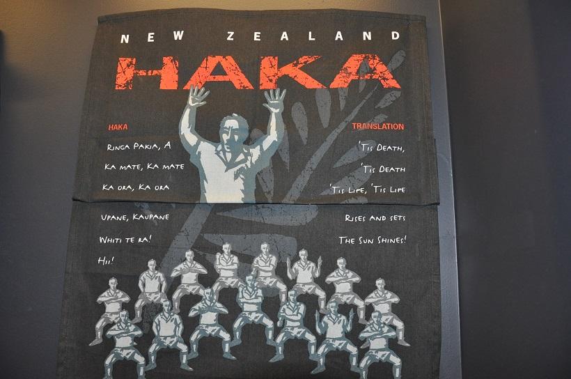 Le haka des All Blacks décrypté au Te Papa Museum