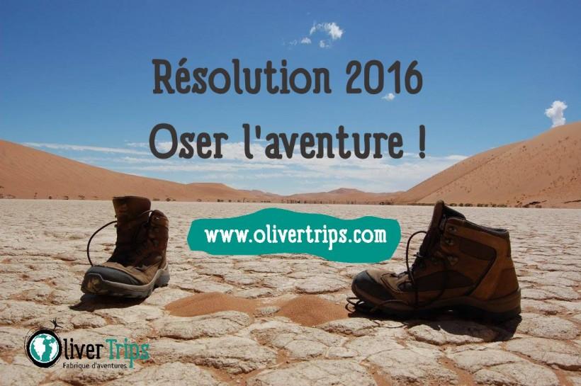 Belle année 2016 avec Oliver Trips