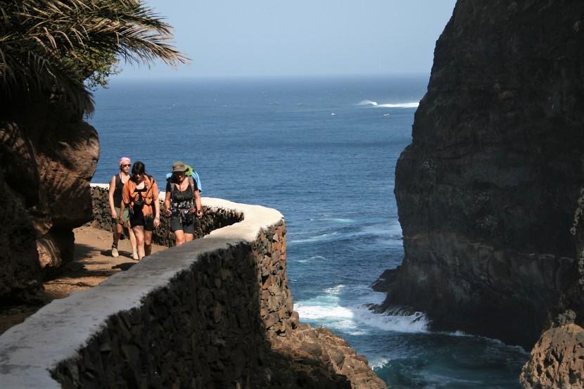 Ambiance trek et musique et Cap Vert