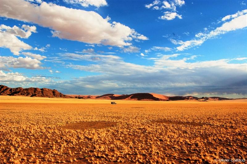 La Namibie pour les baroudeuses