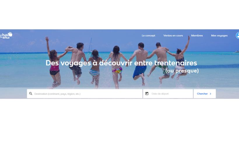 Nouveau client : «Petits trips entre amis» tripe sur Oliver Trips